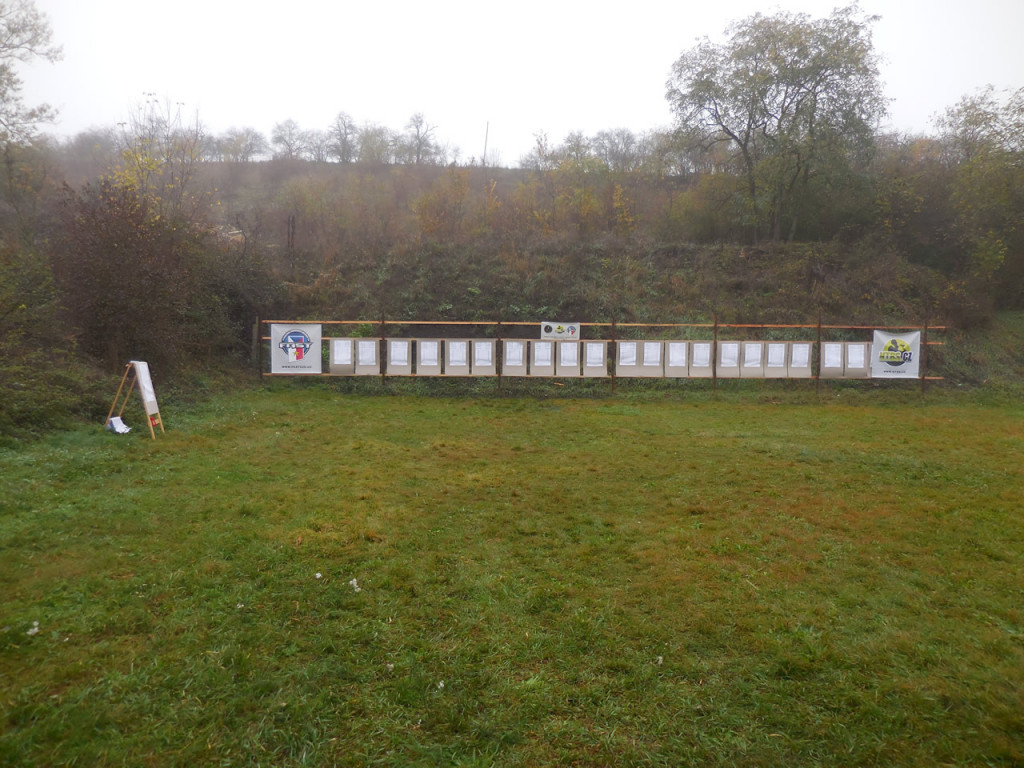 Targets on the Range