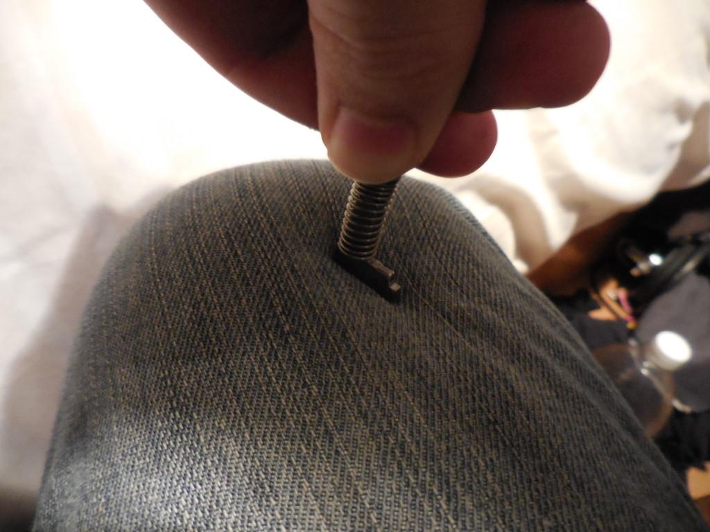 Anschutz Bolt Firing Pin Assembly Dismantling