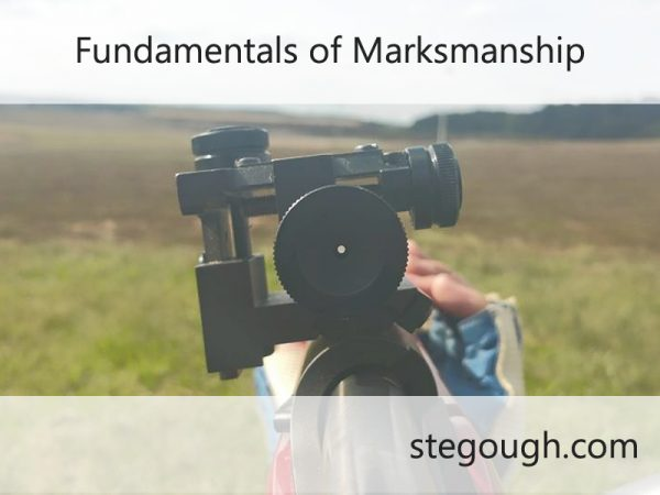 Fundamentals of Marksmanship