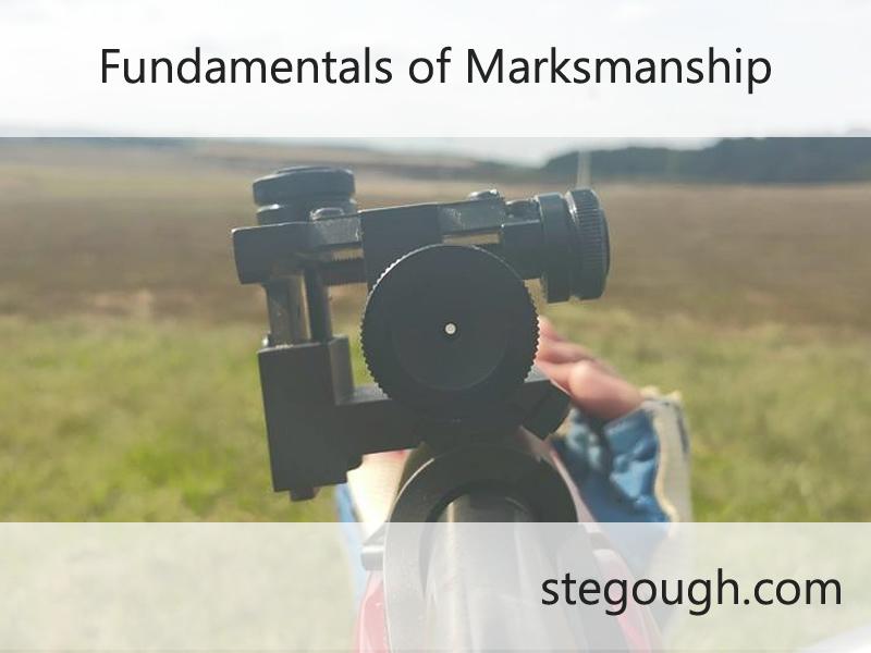 Fundamentals of Marksmanship